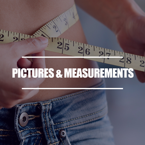 pictures and Measurements